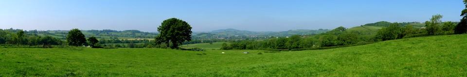 Beaminster Panorama
