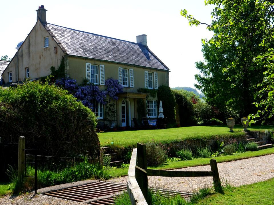 A lovely old Dorset house