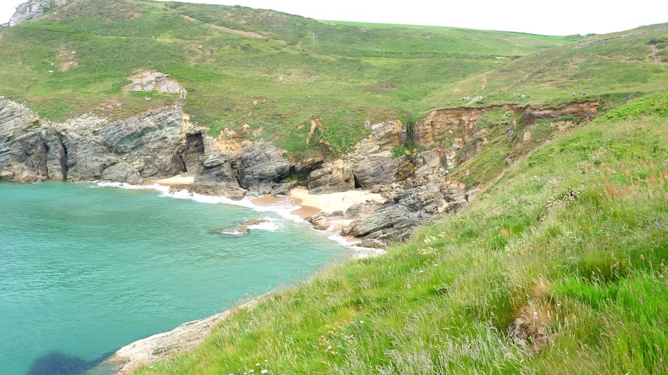 Video: Venerick's Cove from the Pig's Nose