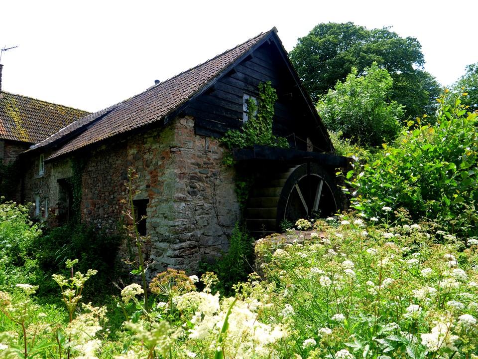Piles Mill, Allerford