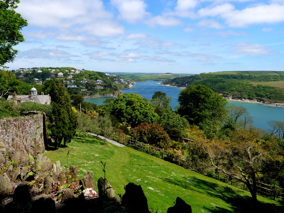 Overbecks and Salcombe