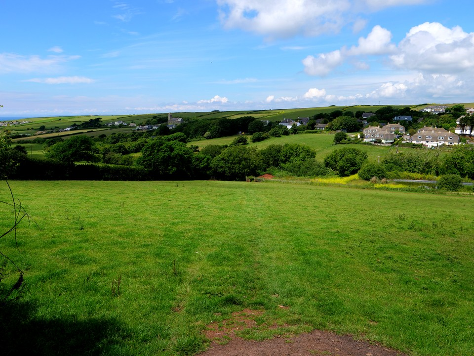 Looking back at Galmpton