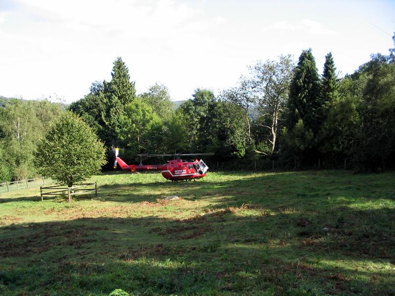 devon air ambulance rescue devon air ambulance rescue