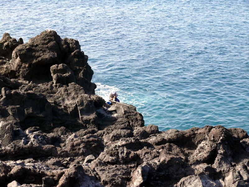 Lanzarote Salinas de Janubio to El Golfo Lanzarote Salinas de Janubio to El Golfo