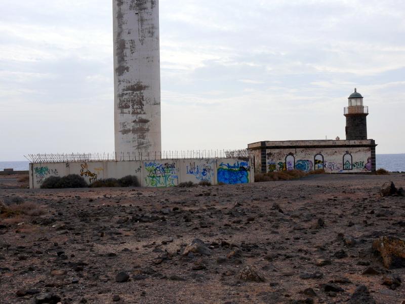 Lanzarote Playa Blanca Lighthouse Lanzarote Playa Blanca Lighthouse