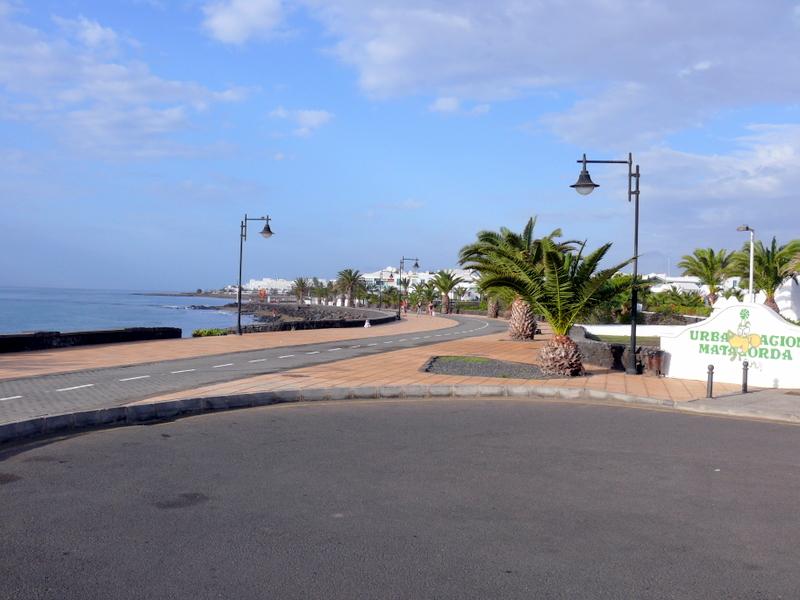 Lanzarote Matagorda to Playa Honda Lanzarote Matagorda to Playa Honda