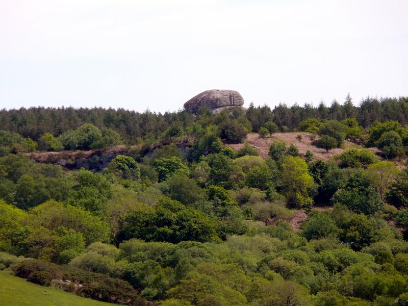 Moretonhampstead Blackingstone Rock Giants Grave Moretonhampstead Blackingstone Rock Giants Grave