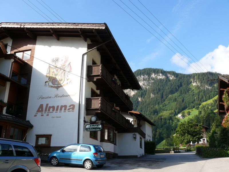 Hotel Alpina Schwendau Mayrhofen Zillertal Austria - Hotel alpina austria