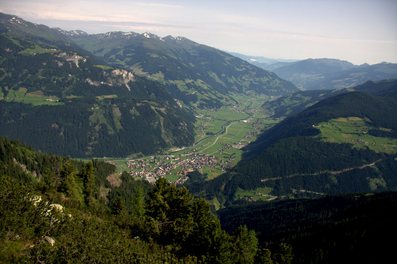 Mayrhofen Ahornbahn Edelhutte Am Glatzer Mayrhofen Ahornbahn Edelhutte Am Glatzer