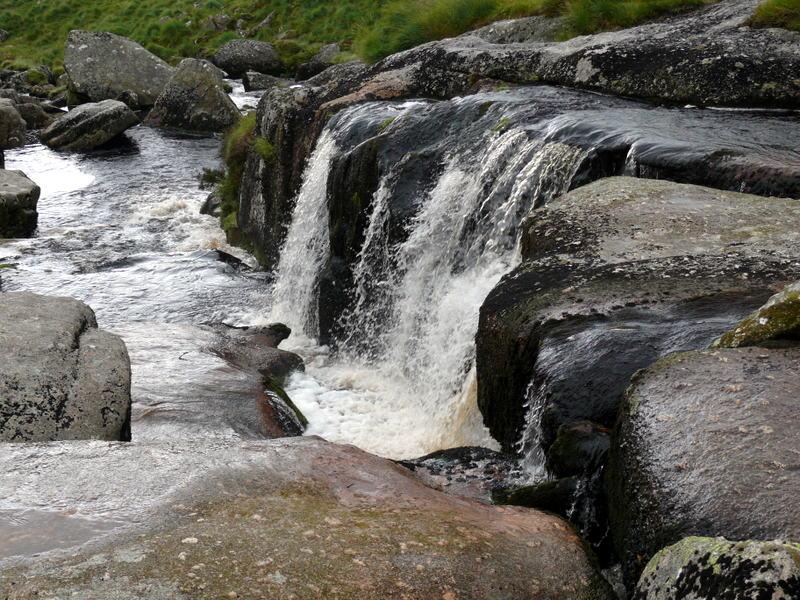 postbridge waterfall greyweathers stone circle postbridge waterfall greyweathers stone circle