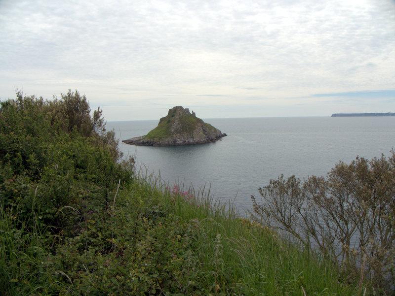 Thatcher Rock  Torbay Oddicombe Hopes Nose 2010-05-31