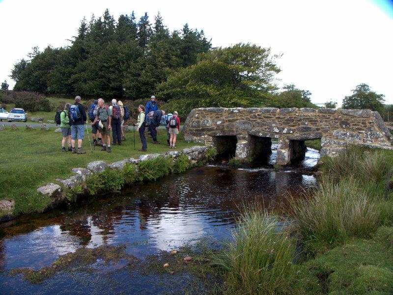 postbridge belliver bridge Dartmoor 2010-07-21 postbridge belliver bridge Dartmoor 2010-07-21