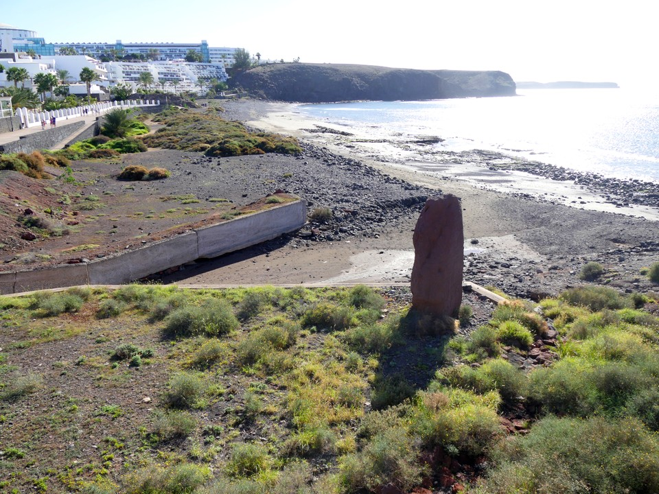 A 6 mile circular coastal walk starting from the eastern edge of Playa Blanca, Lanzarote